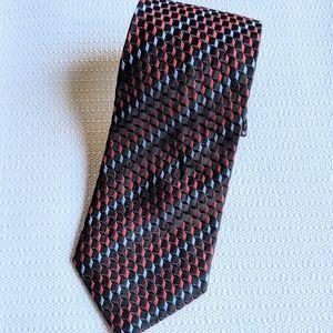 HARVE BERNARD 100% Silk Tie